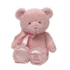 My First Teddy Bear GUND Pink Small 25cm | 10inches
