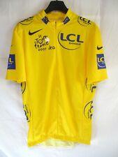 Maillot jaune cycliste TOUR DE FRANCE 2007 CONTADOR shirt trikot camiseta NIKE
