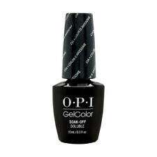 Opi GelColor Washington Dc Collection Gcw53 - Cia = Color is Awesome