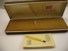 Cross caja vacías estilográficas