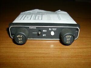 Collins AAP-851 Altitude Awareness Panel 822-0328-011 *Working when removed*