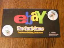 Journeyman Press 2001 EBAY: The CARD GAME For 3-6 Players Ages 10+ Bidding Fun!