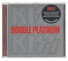 KISS DOUBLE PLATINUM CD SIGILLATO!!!