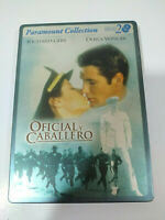 OFICIAL Y CABALLERO AN OFFICER GENTELMAN Richard Gere 2 x DVD STEELBOOK - AM