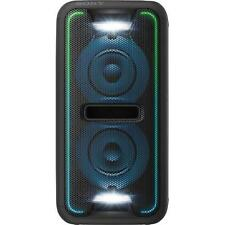 "Sony GTKXB7BC Dual 6"" 470 Watt Bluetooth Home Audio Speaker With LED Lights"