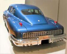 1 Car InspiredBy Ford 1940s 18 Vintage Concept Antique T 24 Metal 12 Model Blue