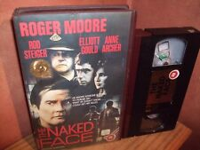The Naked Face - Vhs pre cert