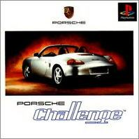 USED PS1 PS PlayStation 1 Porsche Challenge 00163 JAPAN IMPORT