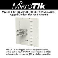 Mikrotik RB911G-5HPnD-QRT QRT-5 Wireless System