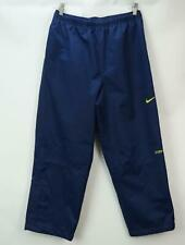 NIKE Storm Fit Golf Mens Size Medium Blue Yellow Weather Resistant Pants