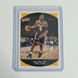 """1999-00 Upper Deck """"Victory"""" Kobe Bryant Card # 120  Los Angeles Lakers"""