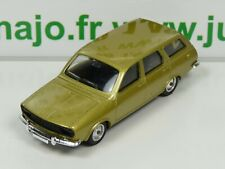 SOL14 Voiture 1/43 solido (Made in France) RENAULT : 12 break