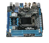 for Asus P8Z77-I DELUXE 17×17Mini micro ITX Motherboard LGA 1155: Z77 Intel DDR3