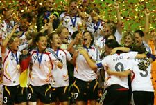 2007 Women's World Cup Deutschland Germany All 5 Dvd full match, Soccer, Prinz