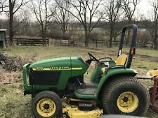 John Deere 4200 Compact Tractor (Willing To Trade For Another Tractor)