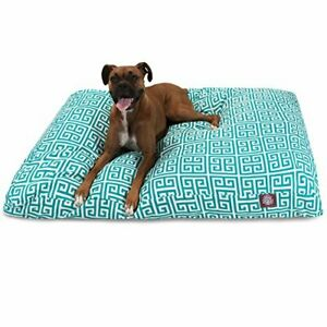 Majestic Pet Towers Rectangle Pet Bed - Pacific - X-Large