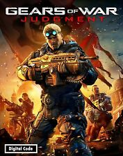 Xbox One Gears of War Judgement Game FULL 360 Digital Code Delivery Games Key