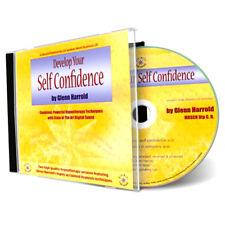 Develop Your Self Confidence-A superb high quality hypnosis CD by Glenn Harrold