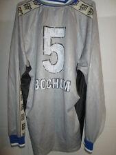VfL Bochum 1999-2000 no 5 Match Worn 3rd Football Shirt with our COA