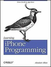 Good, Learning iPhone Programming: From Xcode to App Store, Alasdair  Allan, Boo