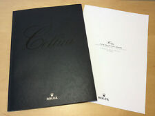 Catalogo Catalogue ROLEX - Cellini - Orologi orologi + List Prime 2012