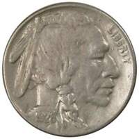 1928 S 5c Indian Head Buffalo Nickel US Coin XF EF Extremely Fine