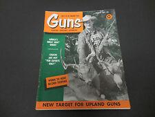 Guns Magazine August 1959 Racks For Records Teach The Gal To Shoot M2207