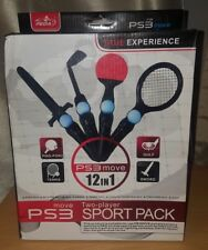 Brand New PS3 Move Two- Player Sport Pack With 12 In 1 For Sale