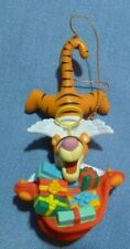 GROLIER COLLECTABLES DISNEY CHRISTMAS ANGELS - TIGGER DCA 009903 NEW W/BOX