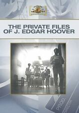 The Private Files of J. Edgar Hoover (1977)  - Region Free DVD - Sealed