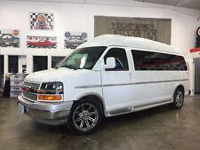 2013 Chevrolet Conversion Van