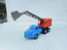 1:43 About Berliet Hong Kong Berliet Copie Norev Truck With Good Working Crane !
