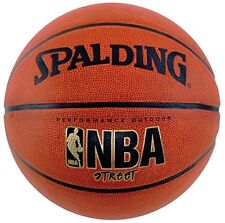 NBA Basketball Ball 29.5 inch Official Size Outdoor Indoor Game NBA Pro Leather