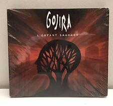 GOJIRA LENFANT SAUVAGE CD / DVD