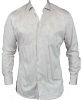 New Ted Baker Endurance Mens Casual Shirt in Pink Colour Size 34/35