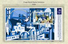 HONG KONG    MNH  1336   Praga 2008 Stamp Expo S/S  XL996