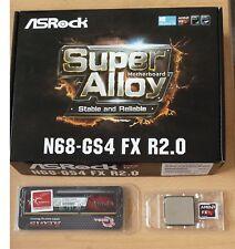 Aufrüstkit AMD FX 4300 AM3+,  ASRock MB u. 4 GB DDR3 PC1600 G.Skill Aegis