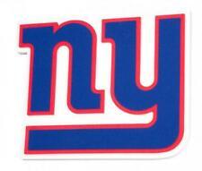 New York Giants Xxl Relief 3D Look Magnet Foam Logo Nfl Football