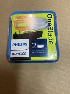 Philips OneBlade 2 Cartridge Pack  NEW  FREE SHIPPING