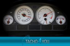 BMW Tachoscheiben 300 kmh Tacho E39 Diesel M5 weiß 3304 Tachoscheibe km/h X5