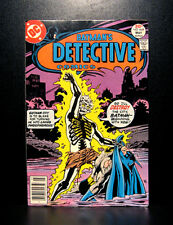 COMICS: DC: Detective Comics #469 (1977), origin & 1st Dr Phosphorus app - RARE