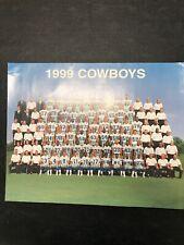 1999 Dallas Cowboys Team Photo