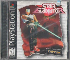 Star Gladiator PS New Playstation