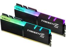 G.SKILL TridentZ RGB Series 16GB (2 x 8GB) 288-Pin DDR4 SDRAM DDR4 3600 (PC4 288