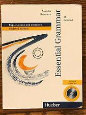 Grundstufen-Grammatik: Essential Grammar of German with Exercises w/audio CD