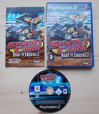 Sprint Cars The Road to Knoxville - complet Sony PS2