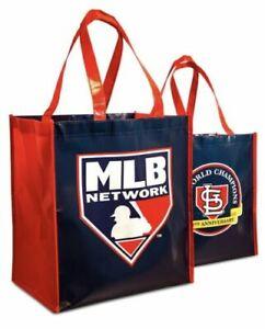 ST. LOUIS CARDINALS SGA TOTE BAG MLB NETWORK 2011 WORLD SERIES LOT OF 20 !!