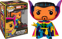 Doctor Strange - Doctor Strange Black Light US Exclusive Pop! Vinyl