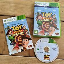 Toy Story Mania (Xbox 360) Familie Spaß Party Spiel Sammlung ~ komplett