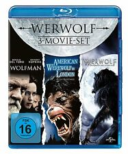 Blu-ray * WERWOLF COLLECTION 3-MOVIE-SET # NEU OVP +